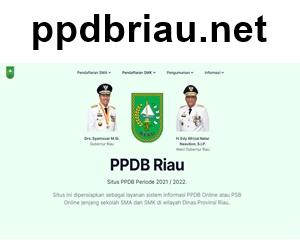 PPDB Riau