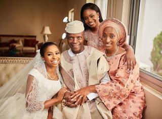 So Cute: Kiki Osinbajo Celebrates Her Sister, Oludamilola's Wedding With Sweet Family Photo