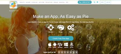 Website Untuk Membuat Aplikasi Tanpa Harus Koding 5