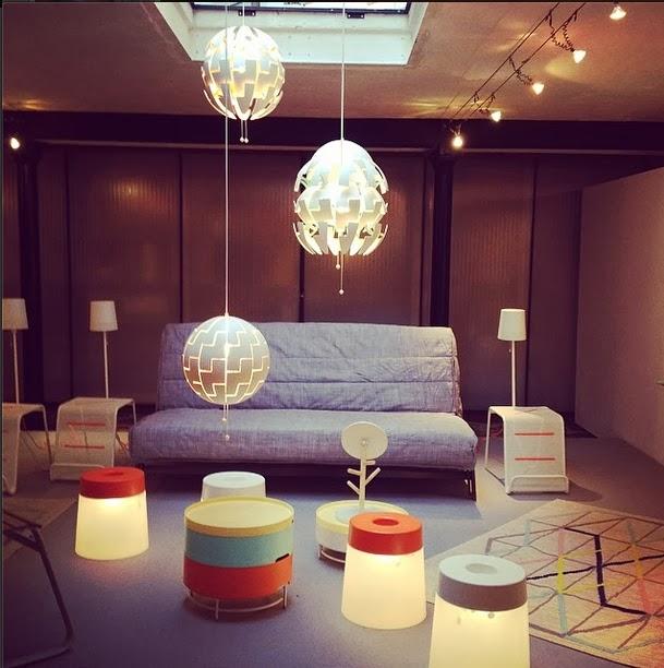die wohngalerie ikea stellt seine neue ps kollektion f r. Black Bedroom Furniture Sets. Home Design Ideas