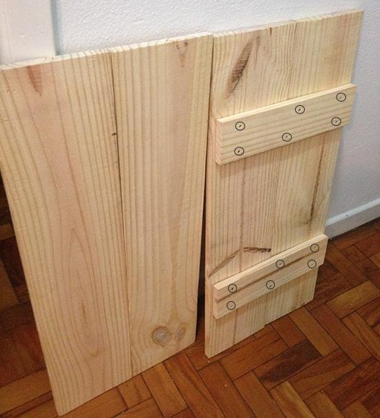 A casa eh sua  Decoração sem pesar o bolso Como fazer um armário para o ban -> Como Fazer Um Armario De Banheiro De Mdf
