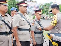 Kapolres Pinrang Pimpin Serah Terima Jabatan  Berapa Pejabat Polres Pinrang