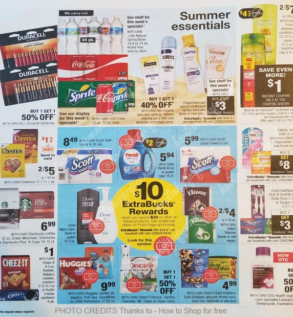 CVS Weekly Ad Preview - 7/14-7/20
