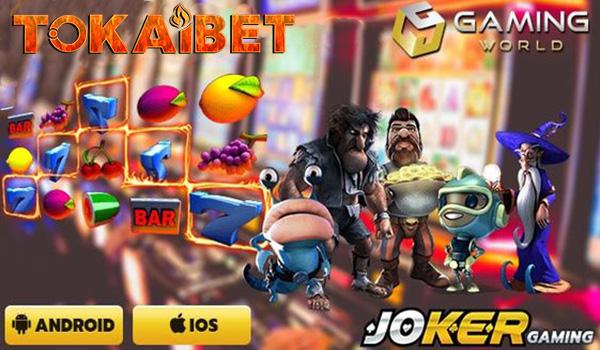 Slot Joker123 Terpercaya