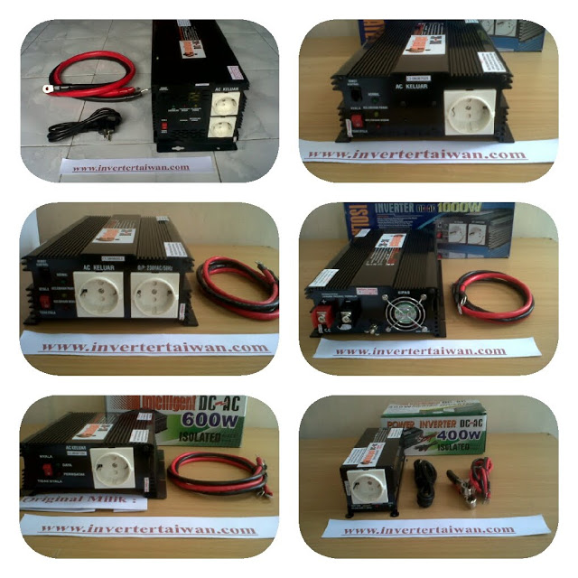 Tanya Jawab Power Inverter DC ke AC