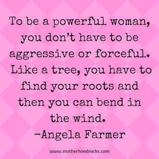 How to be a powerful woman