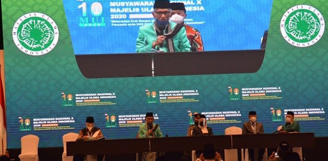 Dipimpin NU Dan Muhammadiyah, Inilah Pengurus Lengkap Dewan Pimpinan MUI Periode 2020-2025