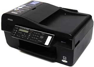 Epson stylus office tx510fn Wireless Printer Setup, Software & Driver