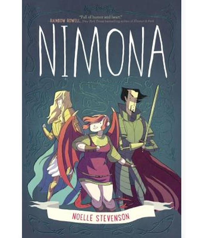 Nimona (2022) Budget, Star Cast, Reviews, Story & Wiki