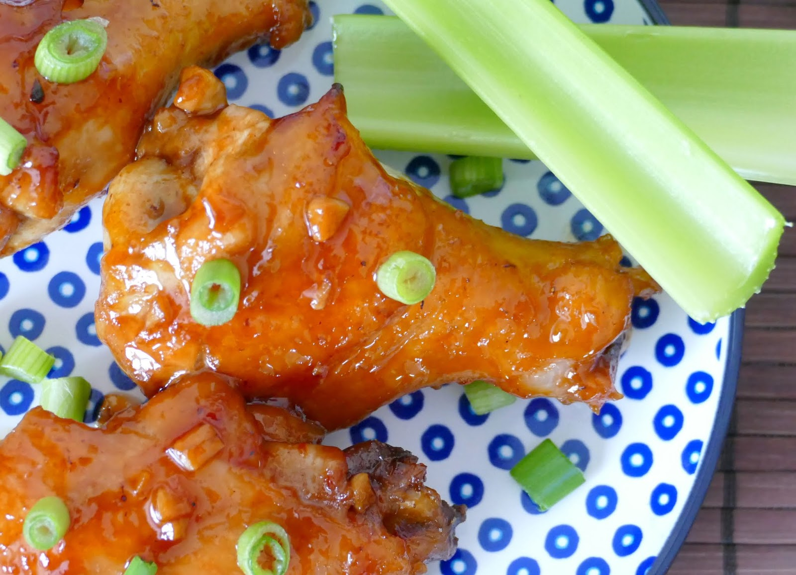 These easy, sticky oven baked wings are the perfect appetizer for any game day party, for dinner or any holiday. The teriyaki and garlic flavor is delicious and the Asian flavored sauce is super simple to make! They are a crowd pleaser!