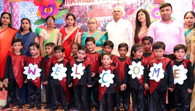 Happy Kids Play School concludes with 6th anniversary of Harshalalas