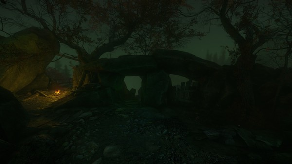 The Cursed Forest PC Full
