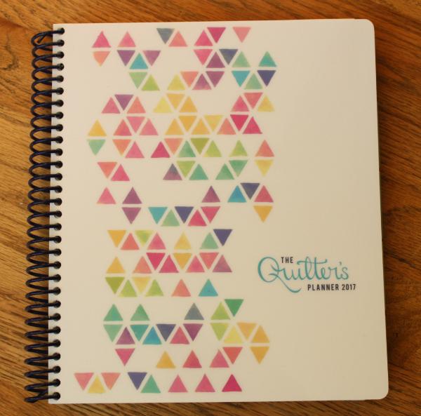 Quilter's Planner | DevotedQuilter.blogspot.com