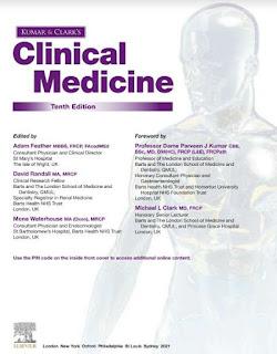 Kumar Clark Clinical Medicine 10 edition