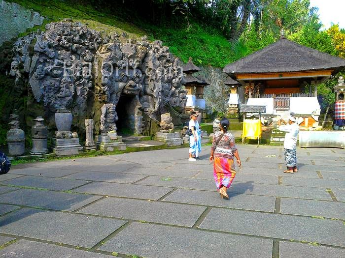 Goa Gajah, Gianyar Bali, is an amazing place