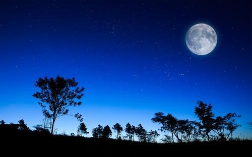 والقمر إذا تلاها