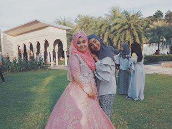 Wedding Cyra Sanusi