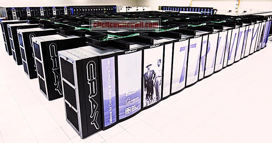 Super komputer tercepat dan tercanggih di dunia saat ini trinity