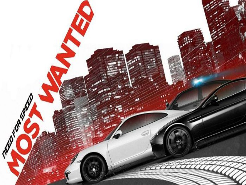 Download Need for Speed Most Wanted 2012 Game PC Free