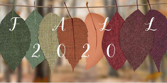 fall 2020 leaf garland