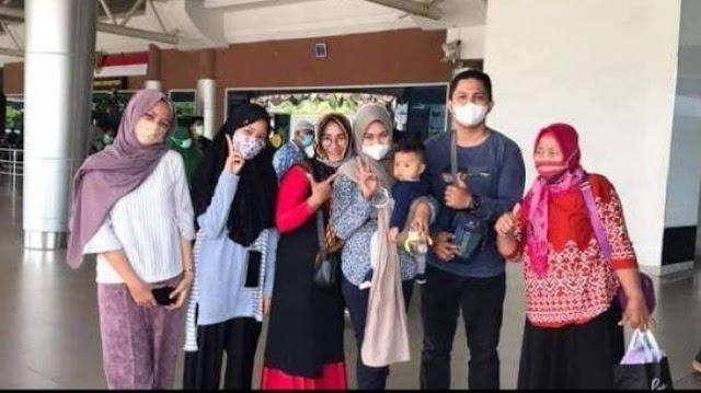 Pesan Terakhir Korban Sriwijaya Air: Tak akan Pulang Lagi ke Bangka, Tinggal di Sana Selamanya