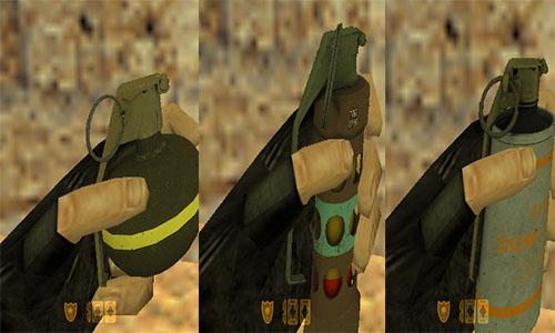 Plugin - CS:GO Grenades for CS 1.6
