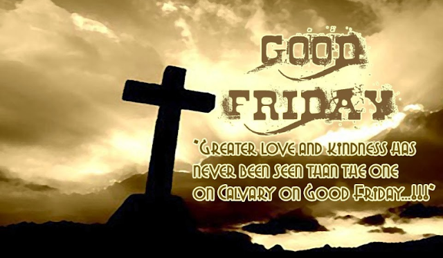 SMS For Good Friday Wishes