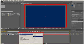 tutorial after effect memasukkan warna gradien