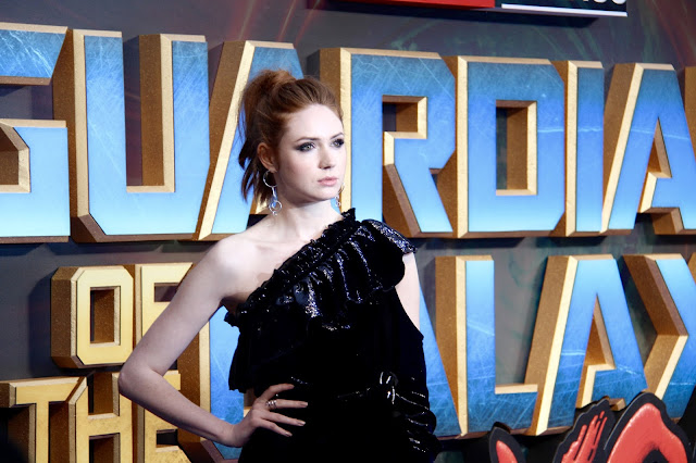 Karen Gillian Guardians of the Galaxy Vol.2