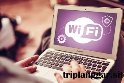 Cara Mencuri Bandwith Wifi Menggunakan CMD