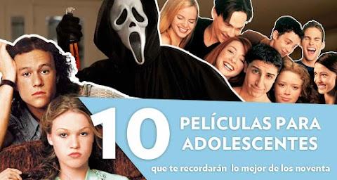 40 Películas de los 90 Románticas Juveniles que te regresaran a tu infancia...