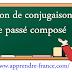 Leçon de conjugaison : Le passé composé