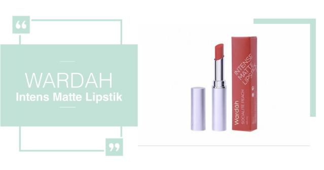 Wardah Intens Matte Lipstik