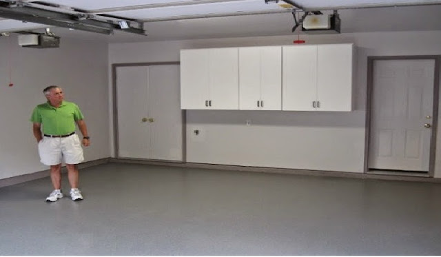 Interior Garage Wall Paint Colors