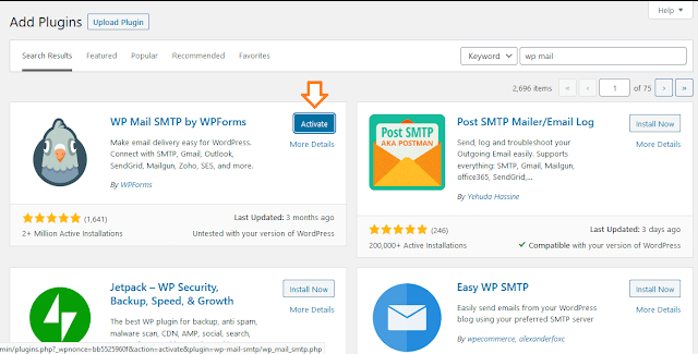 How To Install WP Mail SMTP Plugin  3
