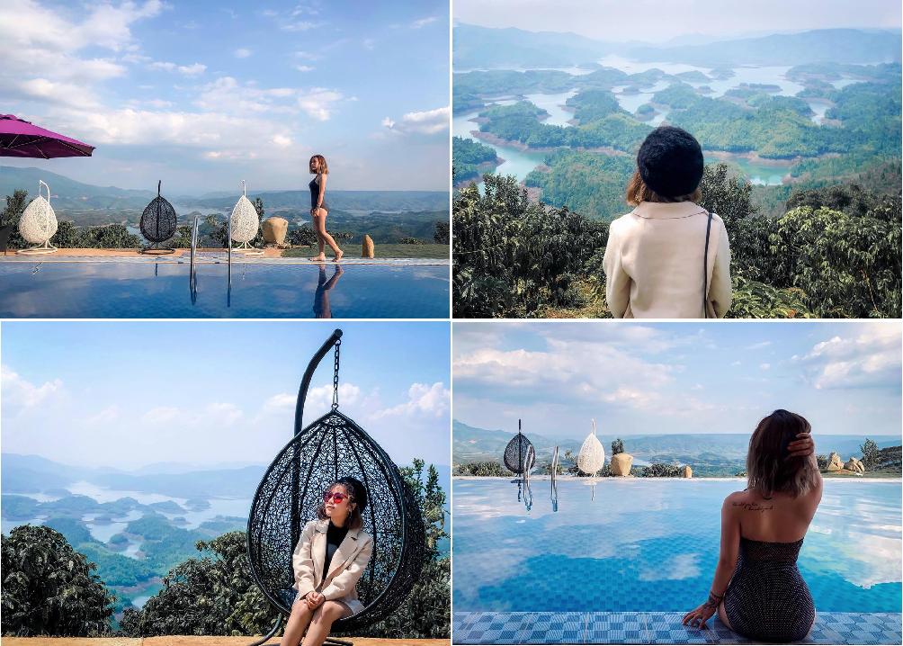 """Homestay Hồ Tà Đùng: Thiên đường ngắm """"Vịnh Hạ Long"""" thu nhỏ Tây Nguyên"""