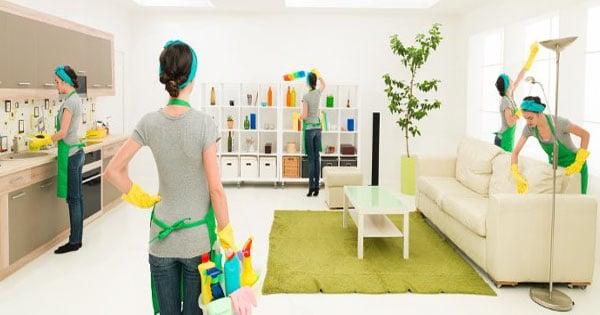 خطوات مهمة لتطهير المنزل بعد الإصابة بالأمراض المختلفة!