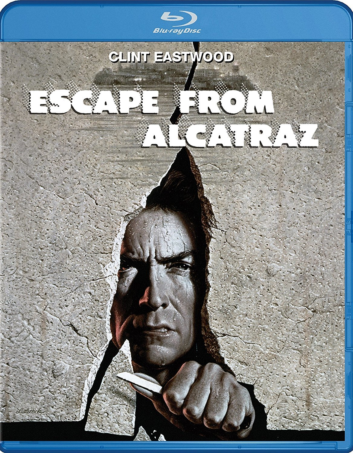 Escape from Alcatraz 1979 Dual Audio Hindi 400MB BluRay ESubs Download