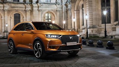 The First Ever DS SUV, The DS 7 2017