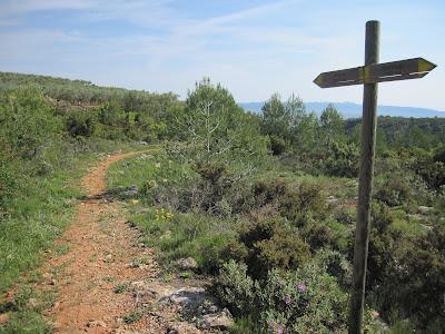 Encreuament sender de Carrícola i Bèlgida