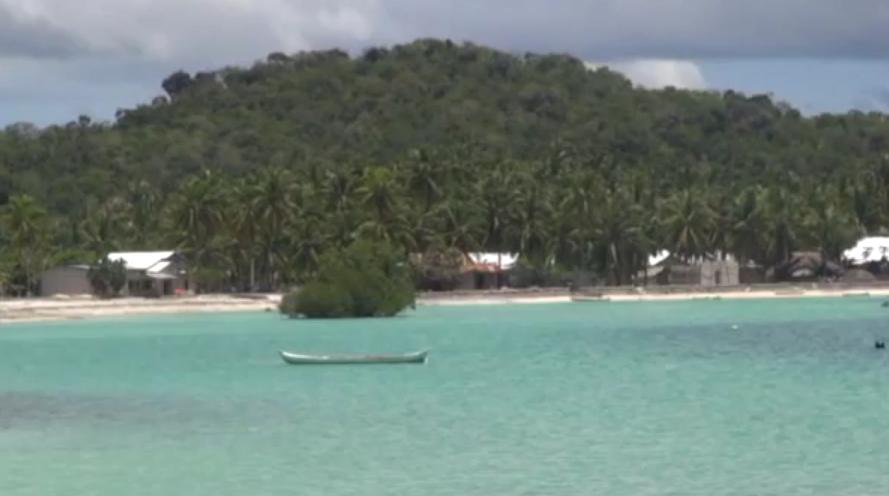 dead sea rote island