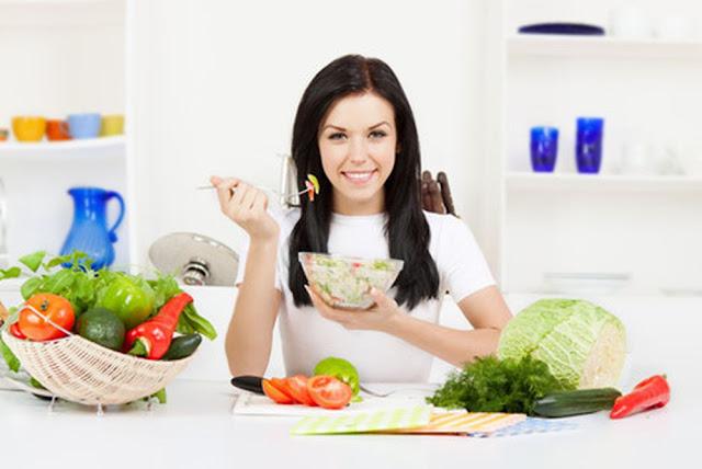 Ăn nhiều bữa trong ngày để tăng cân nhanh chóng