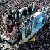 Hay más de 50 muertos tras estampida en funeral de comandante Soleimani