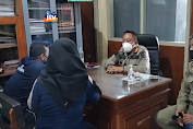Siang Bolong, 2 Pasangan Bukan Suami Istri Diamankan Petugas Satpol PP