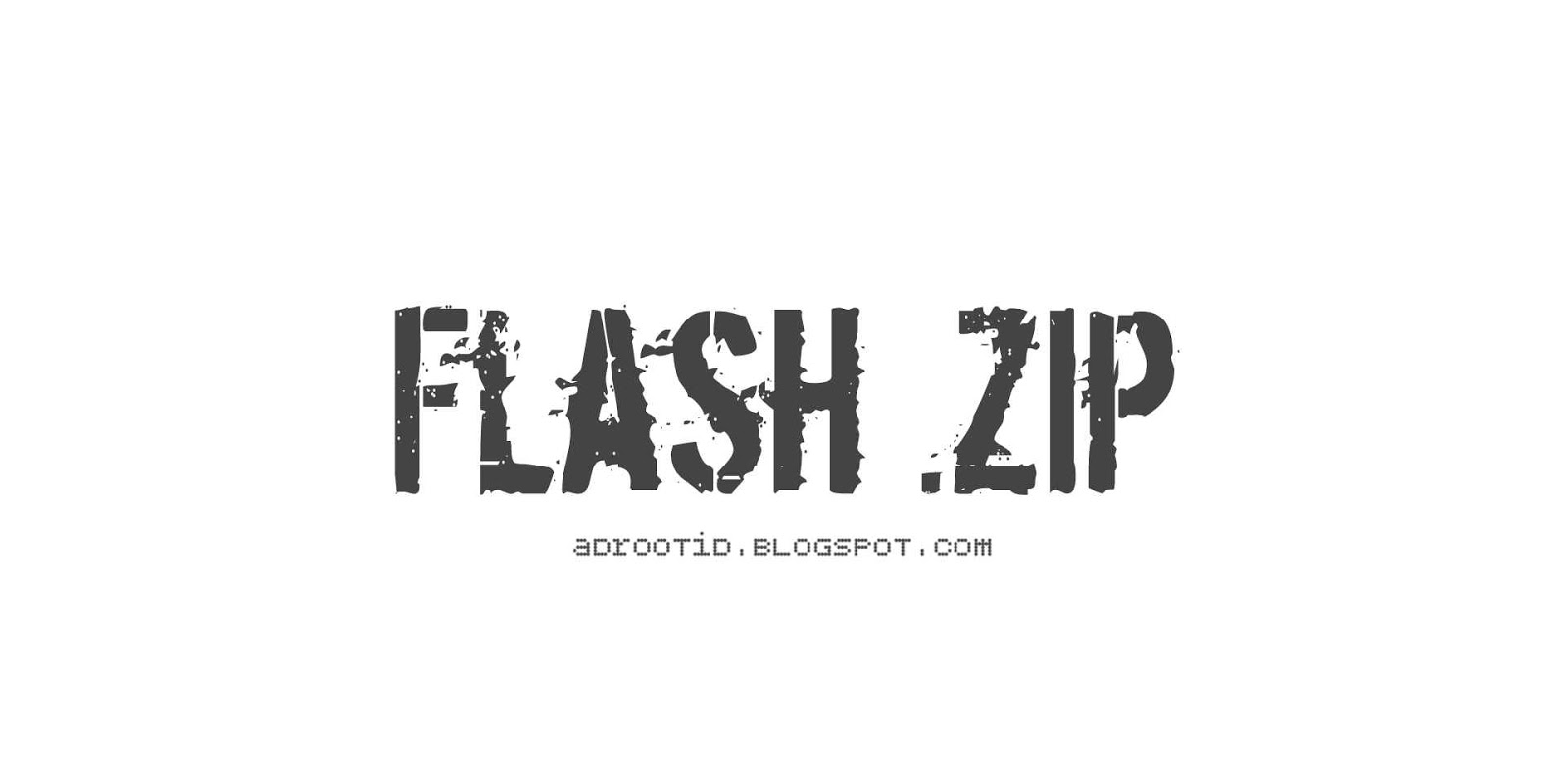 Cara Flash file di TWRP