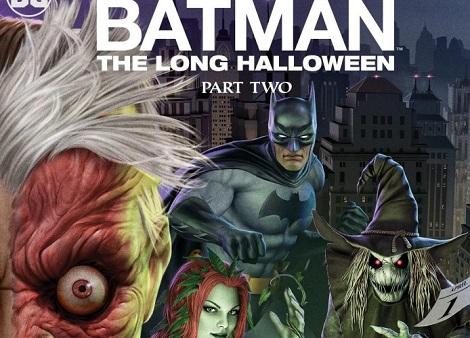 Download Batman: The Long Halloween, Part Two (2021) English 720p + 1080p WEB-DL ESub