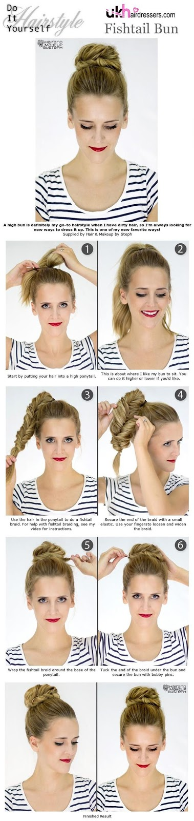 26+ Easy No-Heat Hairstyles | Latest Outfit Ideas