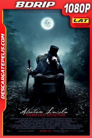 Abraham Lincoln Cazador de vampiros (2012) 1080p BDrip Latino – Ingles