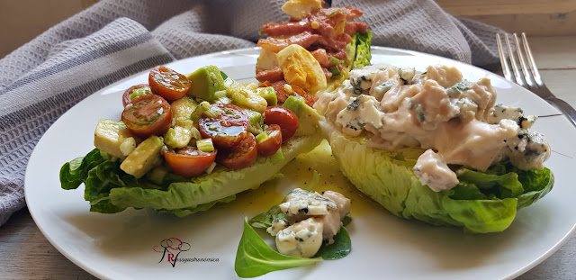 Ensalada Cobb by Anna Olson