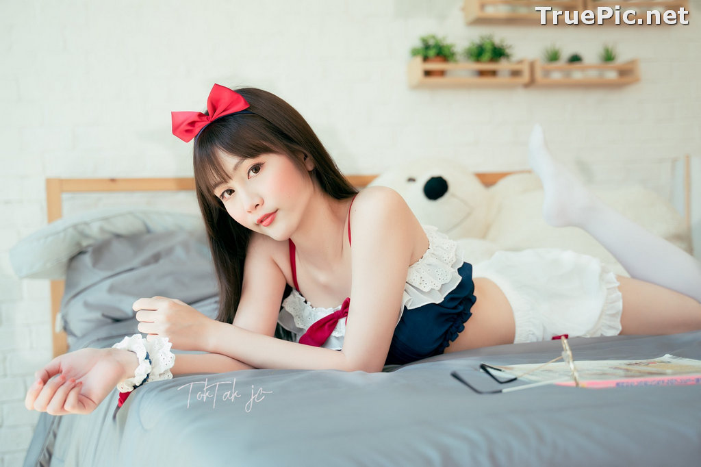 Image Thailand Model - Waralee Teerapanpong - Sailor Moon Lingerie - TruePic.net - Picture-3